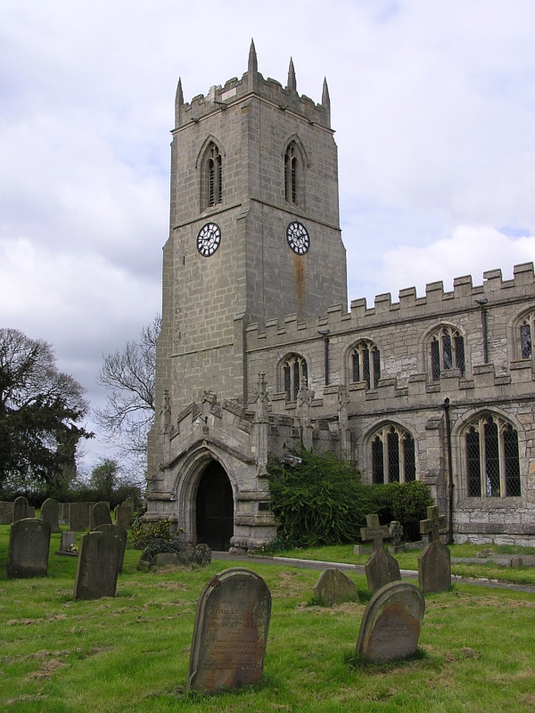 Church of Saint Peter, East Drayton, Nottinghamshire