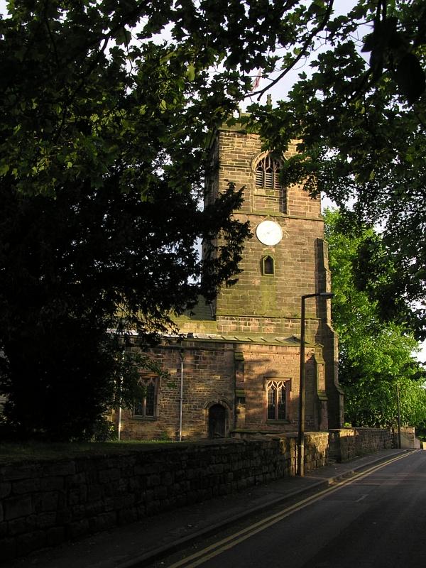 Church of All Saints, Aston-cum-Aughton Rotherham, Yorkshire