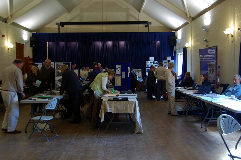Family and Local History Day, Bradfield Village Hall