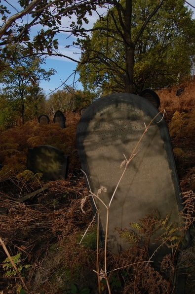 Wardsend Cemetery, Sheffield, Yorkshire, England