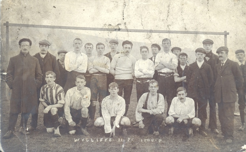 Wycliffe 11 FC 1908-9