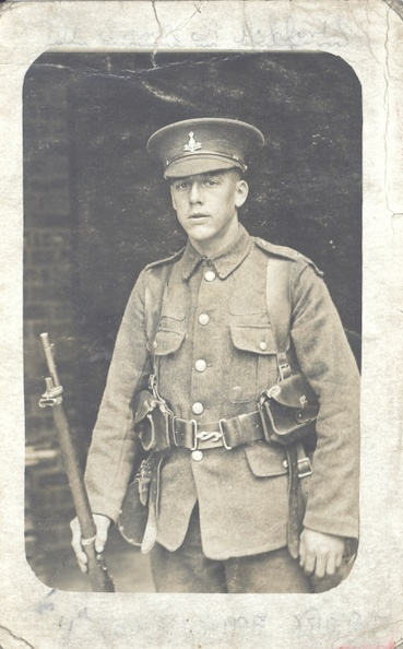 Frank Stuart Ashforth 1892-1918