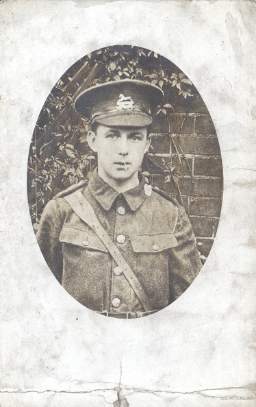 Private William Henry Ashforth 1896-1916