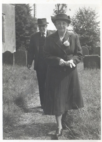 Joseph Carter 1877-1959 and Mary Maria Carter (née Mary Maria Maplethorpe 1878-1964)