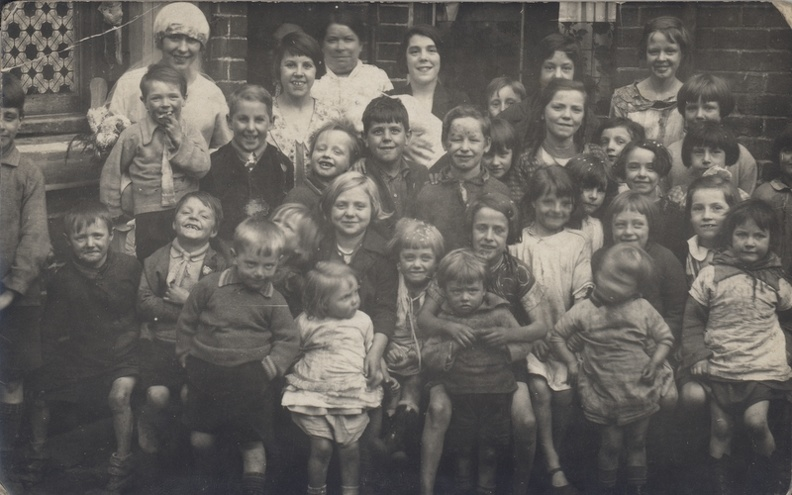 Wedding Party, Burton Street, Hillsborough, Sheffield