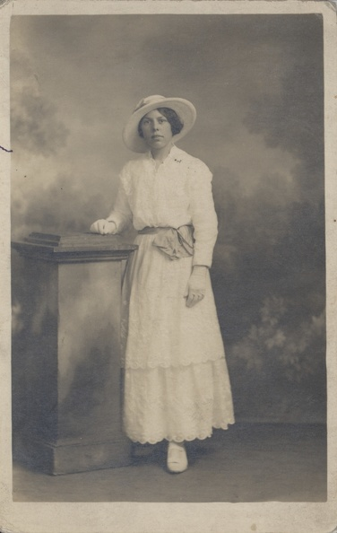 Clara Williamson (née Clara Ashforth) 1895-1932