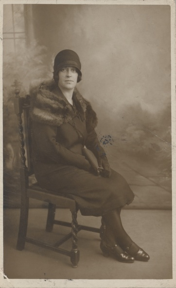 Emily Bellamy (née Emily Ellis 1883-1978)