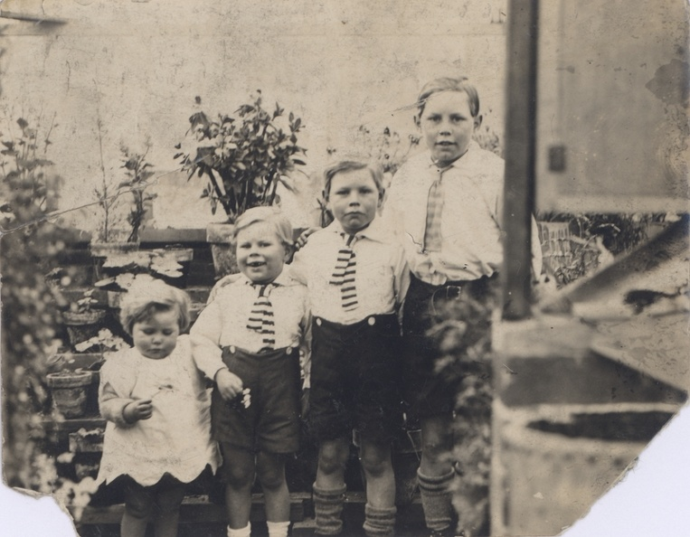 Noelene Eleanor Williamson, Donald Raynor Williamson, Trevor Martin Williamson and Harry Ivan (Tim) Williamson