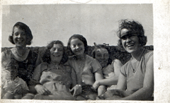 2017-01-14-14-45-49-00 -- Far right: Marjorie Green (née Marjorie Ellis 1912-1988)