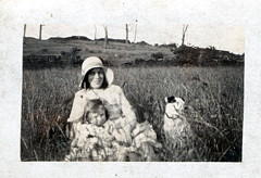 2017-01-16-15-58-46-00 -- Emily Ashforth (née Emily Bellamy 1903-1992), Mother and Prince